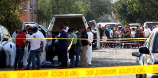 nine dismembered bodies found in truck in Mexico