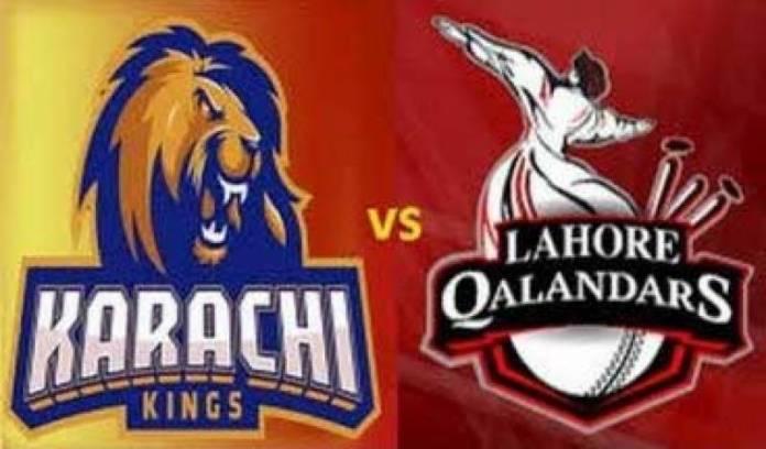Karachi Kings to face Lahore Qalandars tonight