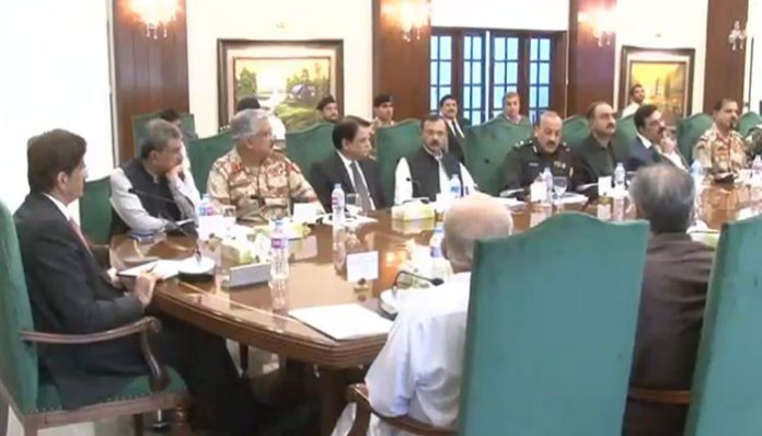 CM Sindh chairs meeting to ensure security for PSL–3 matches in Karachi