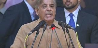 Shehbaz accuses Imran, Zardari of ruining KP and Sindh