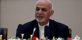Afghan President Ghani rejects resignations of top security officials