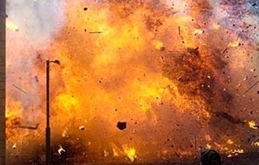 Bomb explosion leave one injured in Mir Ali