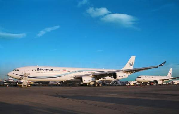 66 people killed as airplane crashes in southern Iran: airline spokesperson