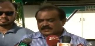 Farooq Sattar removed