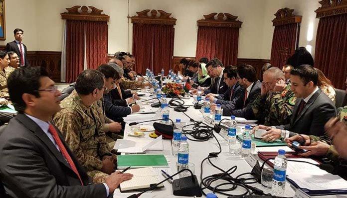 Pak-Afghan dialogue