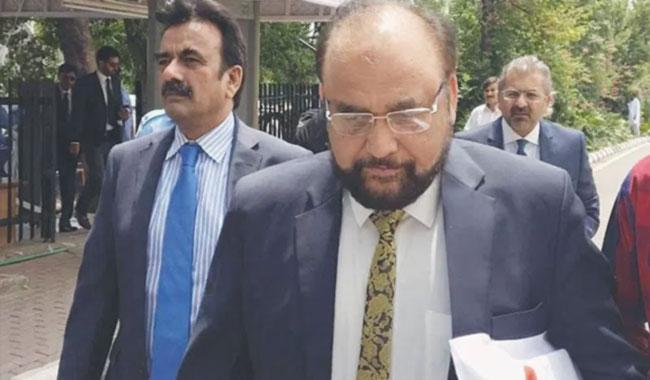 UAE authorities rejected Sharif's claim of selling 25 pc shares of Gulf Mills: Wajid Zia