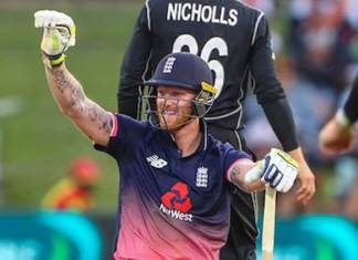 Stokes leads England to victory in second New Zealand ODI