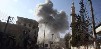 Russia-backed truce begins in Syria's Ghouta