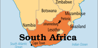 Gunmen kill five police in attack on South African police station