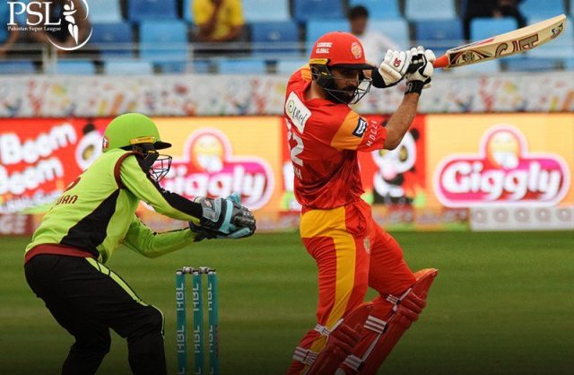 Islamabad United beat Lahore Qalandars by 6 wickets