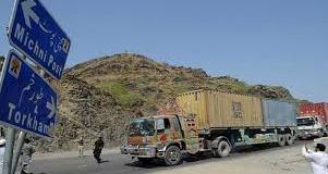 Online custom clearance, registration system installed at Torkham border