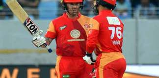 Islamabad United crush Karachi Kings to make it into PSL final