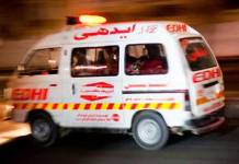 Gunmen shot dead five family members in Peshawar