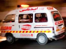 Gunmen shot dead five family members in Peshawar