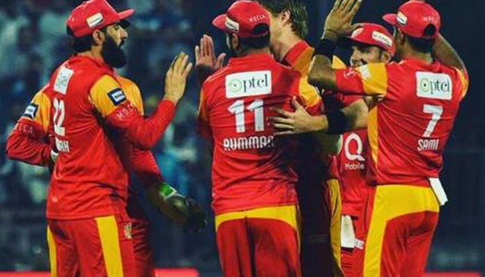 Islamabad United outplays Peshawar Zalmi to top points table