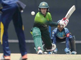 Bismah Maroof, Sana Mir lead Pakistan to series win over Sri Lanka