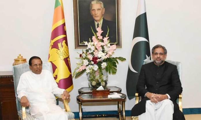 Sri Lanka extended support for holding SAARC summit in Pakistan