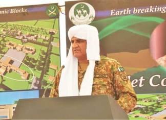 COAS stresses national commitment for development of Balochistan