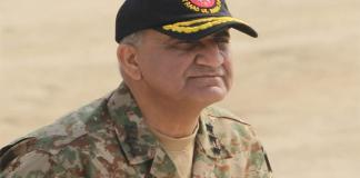 COAS Gen. Bajwa pays visit to operations area in Panu Aqil