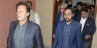 Bizenjo, Khan discusses names of chairman, deputy chairman of Senate
