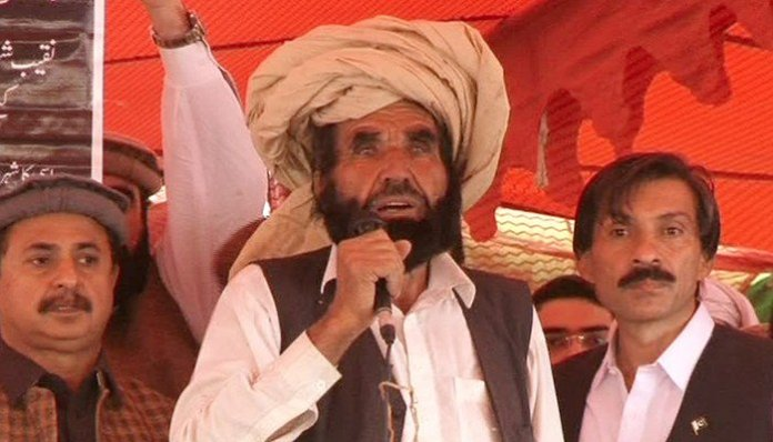 Naqeebullah Meshud's father rules out compromise with Rao Anwar
