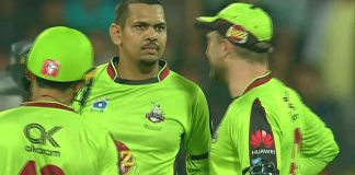 Sunil Narine reported for suspected illegal bowling action