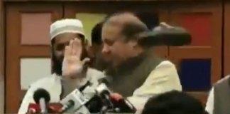 Police lodges FIR against Nawaz Sharif's shoe-attacker