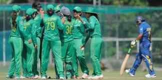 Pak women beat Sri Lanka women to take T20I series 2-1