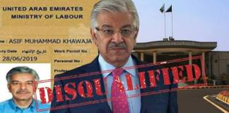 Will challenge disqualification verdict in SC: Khawaja Asif