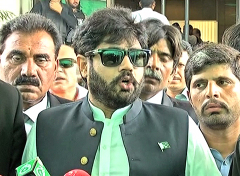 Abrar-ul-Haq to filed disqualification against Ahsan Iqbal