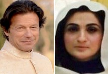 Imran Khan's wife rubbishes reports of marriage falling apart