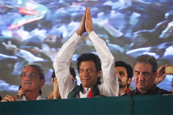 Imran Khan to announce 10-point agenda in Lahore rally today
