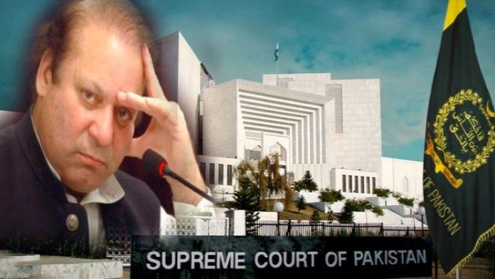 SC dismisses contempt petition against Nawaz Sharif