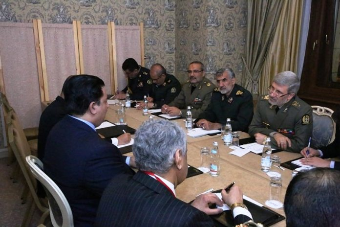 Pakistan, Iran discuss border management issues to check activities of terrorists