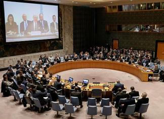 US, Russia clash over Syria 'chemical attack' at UN Security Council