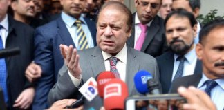 Nawaz urges nation to consider upcoming elections as referendum
