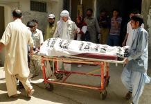 Two killed in targeted attack in Quetta