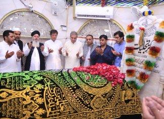 Imran Khan cut-short Lahore visit over security concerns