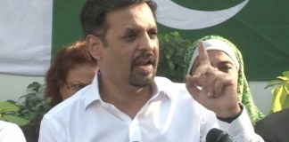 Mustafa Kamal demands arrest of Nawaz Sharif