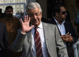 IHC to announce Khawaja Asif's disqualification case verdict tomorrow