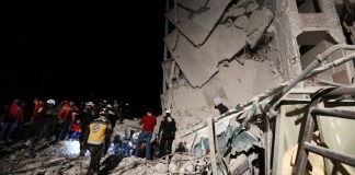 Blast kills 13 civilians in Syria´s Idlib