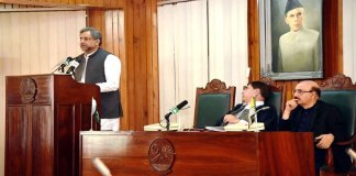 All political parties united on Kashmir issue: PM Abbasi