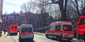 Several dead as vehicle ploughs into crowd in Germany's Muenster, driver commits suicide