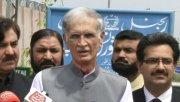 CM Pervez Khattak sots