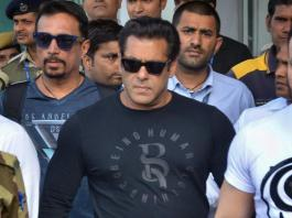 Salman Khan jailed for five years in blackbuck poaching case