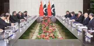 China lauds Pakistan's efforts for peaceful neighbourhood