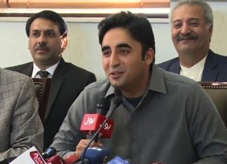 Presenting new fiscal budget is prerogative of upcoming govt: Bilawal
