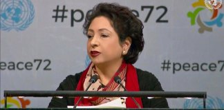 Kashmir crisis could weaken US-backed Afghan peace talks: Maleeha