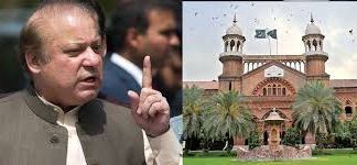 LHC dismisses petitions seeking treason case against Nawaz