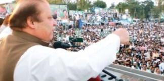 Nawaz Sharif accuses PTI-led KP govt of committing massive corruption
